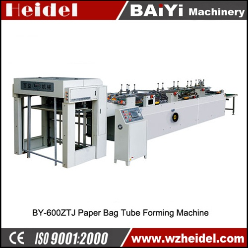 Paper Bag Tube Forming Machine(High Speed)