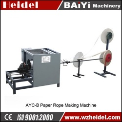 AYC-B Paper Rope Making Machine